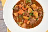 how to cook beef stew meat in instant pot