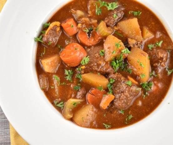 Instant Pot Beef Stew Recipe – 5 Points