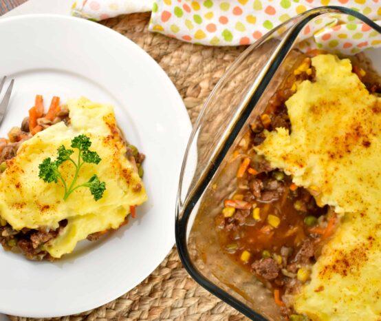 Traditional Shepherd's Pie Recipe – 6 Points