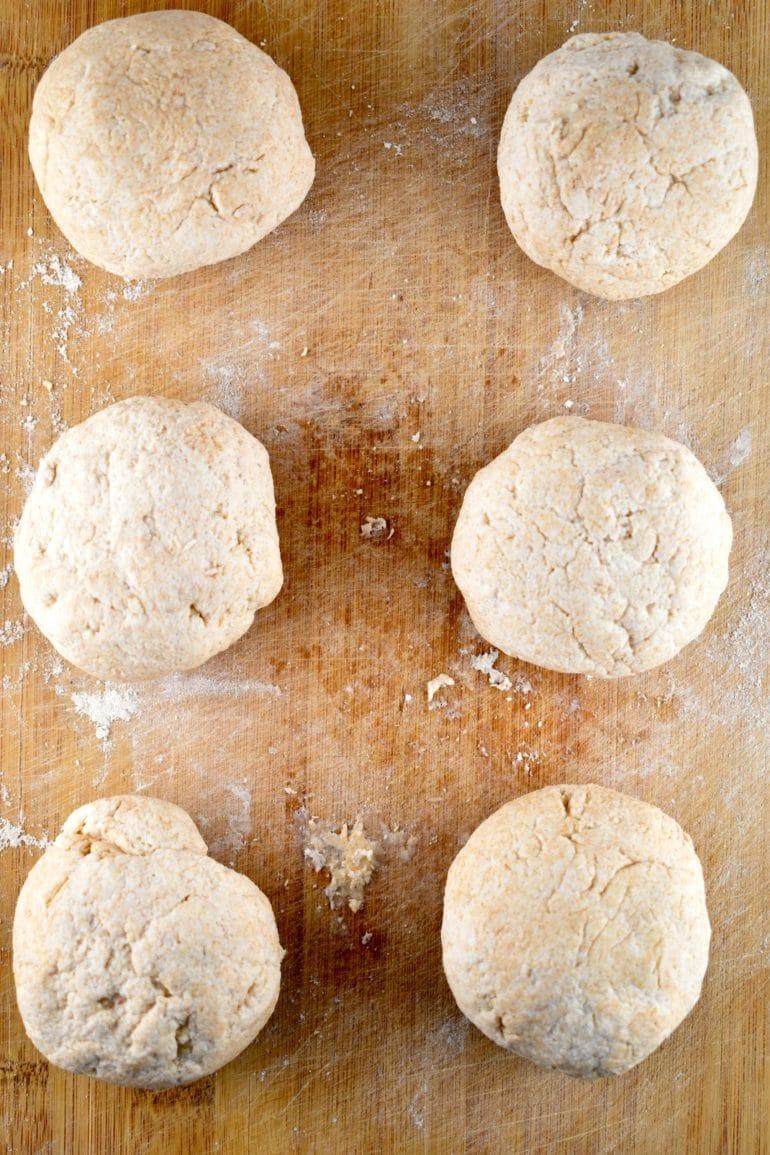 2 Ingredient Bagels