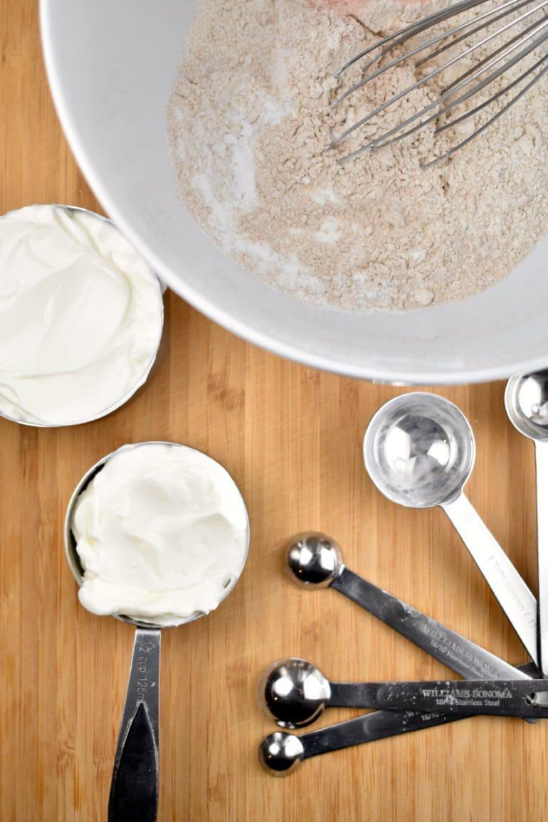 2 Ingredient Bagel Ingredients